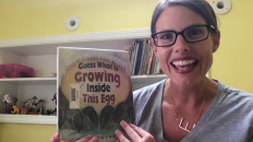 Guess What's Growing Inside This Egg Book