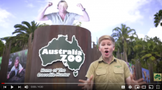 Australia Zoo with Robert Irwin